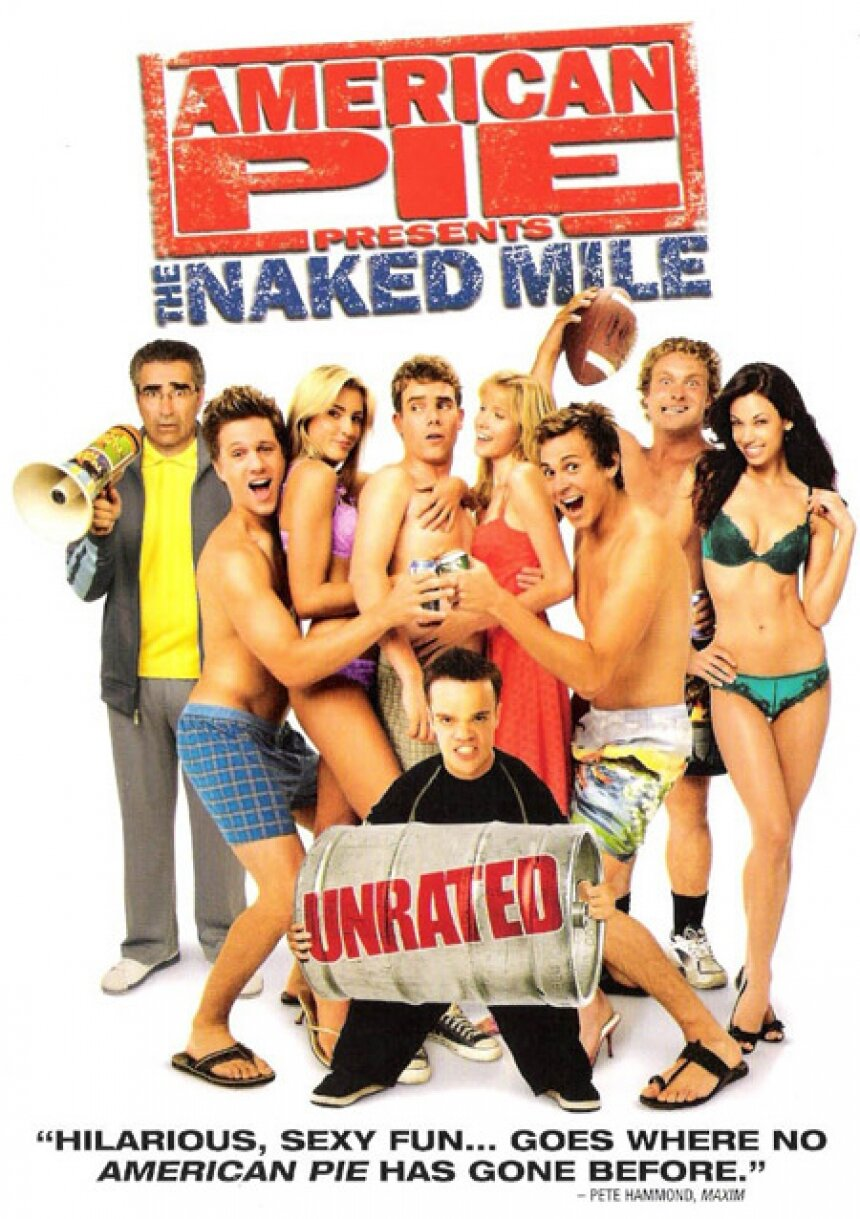 American Pie 5: The Naked Mile / Американски Пай: Голата Миля (2006)