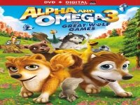Алфа и Омега 3 2014 Alpha and Omega 3 The Great Wolf Games 2014