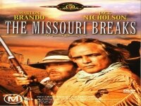 По Мисури 1976 The Missouri Breaks 1976