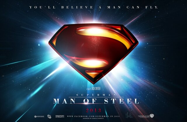 ����� �� ������� - Man of Steel 2013