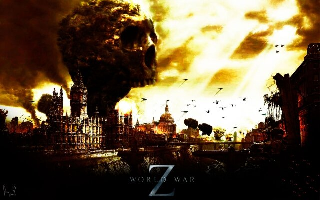 Z-�� �������� ����� - World War Z 2013